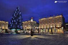 Place Stanislas, Nancy, Lorraine, France