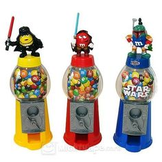 Star Wars M's Candy Dispenser - Boba Fett images, image 2 of 2