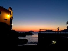 Sunset Tellaro