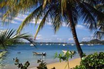 Reduit Beach, Rodney Bay, St Lucia, Caribbean - Robert Harding/Photodisc/Getty Images