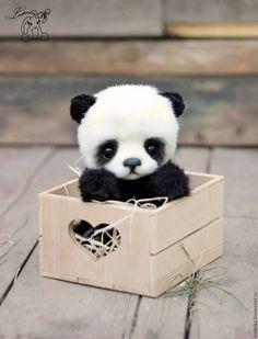 Panda's abstinence only video by woman wearing denim jacket - Woman Denim Jacket Cute Wild Animals, Baby Animals Super Cute, Baby Animals Pictures, Cute Animal Drawings, Cute Little Animals, Cute Animal Pictures, Cute Funny Animals, Animals Beautiful, Cute Cats