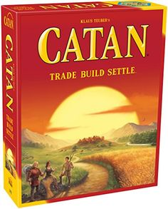 Your adventurous settlers seek to tame the remote but rich isle of Catan. Start by revealing Catan's many harbors and regions: pastures fields mountains hills forests and desert. The random mi...