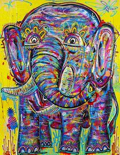 Weird elephant!!  Acrylic on canvas   Size 150x200cm   Art for sale  Artist#popkapi www.facebook.com/popkapi80 ig : popkapi #acryliconcanvas#abstract#abstractart#artforsale#cool#expressionism#neoexpressionism#awesome#weirdart#weird#colorful#colorfulart#style#graphicart#popart#followme#contemporaryart#popkapi#mywork#myart#dope#workinprogress#workspace#workstation#painting#paint#sick#art#artist#draw#doodle