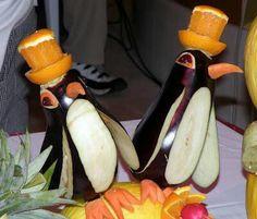 Penguin Garnish
