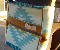 Running With Rocket:  I started this bag - the Two Zip Hipster last wee...