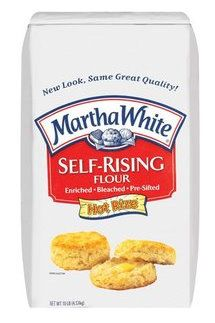 """""""Martha White is a U.S. brand of flour, cornmeal, cornbread mixes, cake mixes, muffin mixes and similar products. The Martha White brand was established as the premium brand of Nashville, Tennessee-based Royal Flour Mills in 1899. At that time, Nashville businessman Richard Lindsey introduced a fine flour that he named for his daughter, Martha White Lindsey."""""""