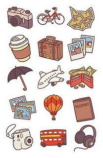 travel drawings