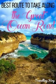 Best Route to take along the Great Ocean Road ndash Victoria Australia When most people think of the Great Ocean Road in Australia they only think of the 12 Apostles. or is it the 7 apostles now. They often think that this is all this road has Romantic Destinations, Romantic Vacations, Romantic Travel, Australia Honeymoon, Australia Travel Guide, Victoria Holidays, Australian Road Trip, New Zealand Travel, Water Activities