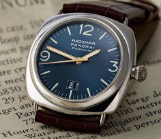 """Gefällt 335 Mal, 5 Kommentare - The Watch Club (@thewatchclub) auf Instagram: """"Only 99 made... #platinum #panerai #pam65 #paneraicentral #radiomir #watchesofinstagram…"""""""