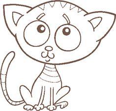 the kitten Rosaspina