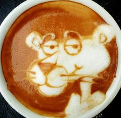 Great ways to make authentic Italian coffee and understand the Italian culture of espresso cappuccino and more! Cappuccino Art, Coffee Latte Art, Cappuccino Machine, I Love Coffee, Coffee Cafe, Best Coffee, Coffee Break, My Coffee, Coffee Drinks