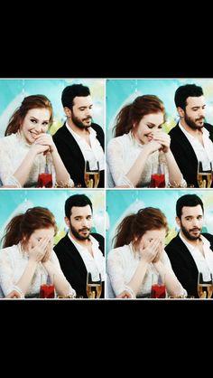 Koriş güldür güldür etkisi yapmış Deföme Big Love, First Love, Elcin Sangu, Turkish Fashion, Love Couple, Turkish Actors, Future Husband, Favorite Tv Shows, Cute Couples