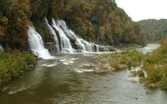 Rock Island State Park   Tennessee Vacation
