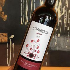Sumarroca negre #redwine #winelover #winelovers #greatpleasures #specialmoments