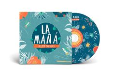CD - La Mañá on Behance