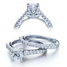 Verragio Couture 0385S Engagement Ring