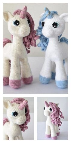 Amigurumi Unicorn Free Pattern – Crochet Amigurumi Free Pattern You are in the right place about Ami Lion Crochet, Crochet Unicorn Pattern Free, Crochet Amigurumi Free Patterns, Crochet Animal Patterns, Crochet Dolls, Free Crochet, Amigurumi Tutorial, Tutorial Crochet, Doll Tutorial