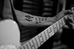 Samu Haber Tattoo :-)