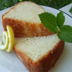 Five Flavor Pound Cake I Allrecipes.com
