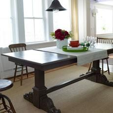 DIY Home: DIY Trestle Table