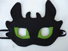 Toothless mask for children