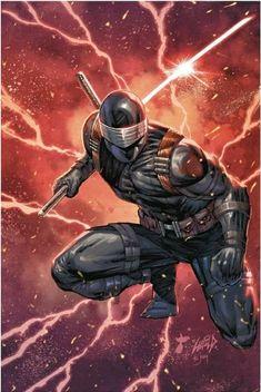 Snake Eyes Gi Joe, Eagle Wallpaper, Marvel Wallpaper, Action Movie Poster, V Force, Comic Art, Comic Books, Rob Liefeld, Arte Ninja