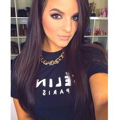 Casey Holmes. Flawless makeup