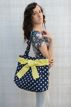 Polka Dot Sash Bag - 80% off and only $9.99! | Find all the styles and colors at www.groopdealz.com