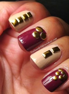 nails.quenalbertini: Nail art design | Valiantly Varnished