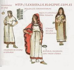 Mujer Ibera