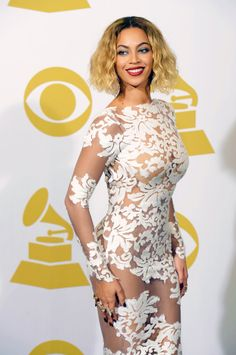 Beyoncé  at the Grammys