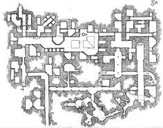 [Friday Map] Darkling Depths Level 3