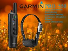 Garmin Pro 550  Dla 1 Psa Zasięg 1500 Metrów, Nowość obroża elektroniczna Garmin DELTA