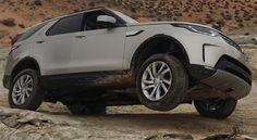 Land Rover Discovery 5, in Nevada dimostra la sua eccellenza in off-road e sulle highway - Il Messaggero.it