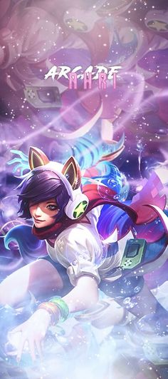 This skin is dope! Love to play with her! League