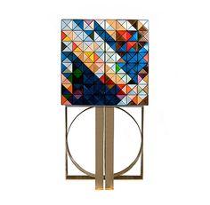 Armario Pixel por la marca Boca do Lobo  | Decoración de casas | Decoración de interiores | Muebles de lujo | Armarios Preciosos | www.decorarunacasa.es