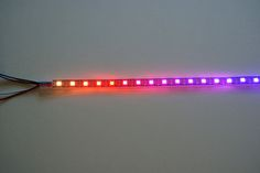 How to control a WS2812 LED Strips (Neopixel) with a Raspberry Pi