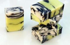 Coconut Lemon soap