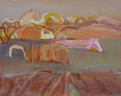 'Mungo II' oil on canvas 56x75.5cm