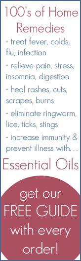 Organic Home Remedies