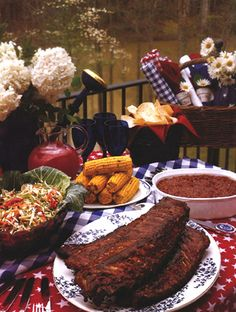 Southern Lady Magazine Featured Recipe- Barbecued Ribs