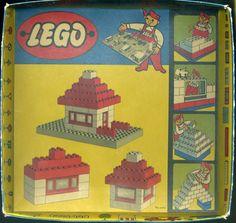 Legohistory: the first set!
