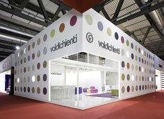 Valdichienti booth, Salone del Mobile Milano
