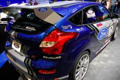 Ford Rally Car