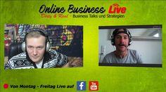 Online Business Live - Die erste tägliche Livestream Show in Deutschland