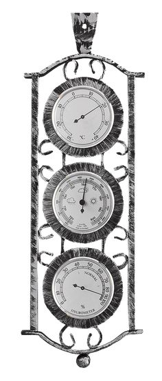 Weather-proof outside Weatherstation Thermometer DIA: Barometer DIA: Hygrometer: DIA: Height: The Outsiders, Weather, Weather Crafts