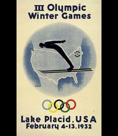 History of Olympics poster design 1928 - Nice posters design. Incredible Olympics poster design in 1928 1932 1936 1940 1948 Winter Olympic Games, Winter Games, Winter Olympics, Usa Olympics, Summer Games, History Of Olympics, Olympic Logo, Vintage Ski Posters, Vintage Ads