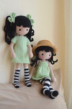 https://flic.kr/p/HTqY1u | sisters | dressed for summer ♡ lovely dolls