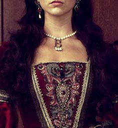 The Tudors. Natalie Dormer.