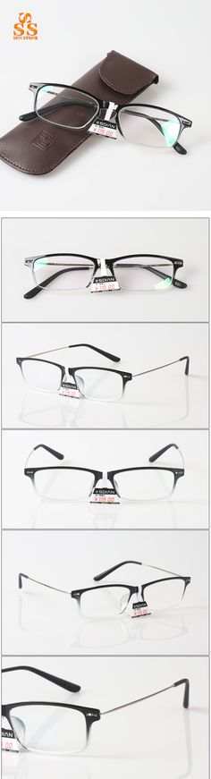 This is a reading glasses for the elderly, its quality is very good, the dioptre it can provide is below: +1.0,+1.5,+2.0,+2.5,+3.0,+3.5,+4.0 SUN-STONE High-end Brand Ultralight Anti-fatigue Anti-radiation Aspheric Hard Resin Lens Presbyopic Reading Glasses Men.G606 US $11.20 / piece